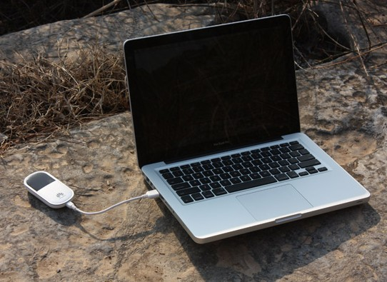 让WiFi随时携带 华为E5图赏解析