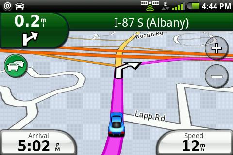手机还是gps garmin-asus导航评测(图)