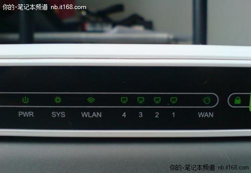TP-link WR841N无线宽带路由器简单介绍