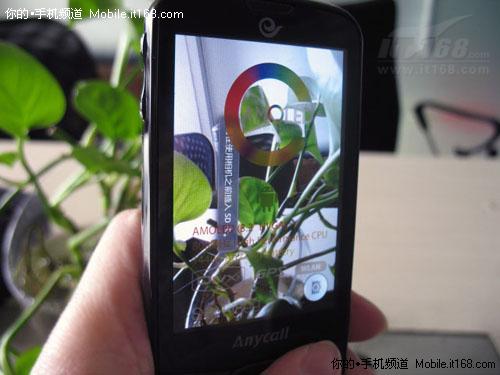 [上海]谷歌系统强力植入 三星I899促销