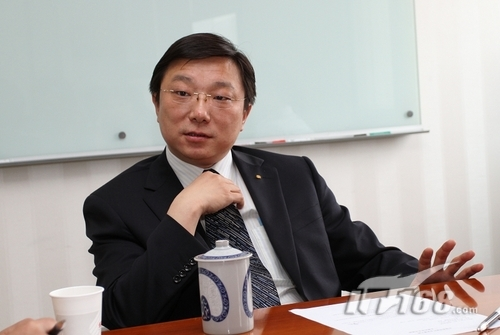 """冲击超算Top500 曙光总裁详解""""星云"""""""