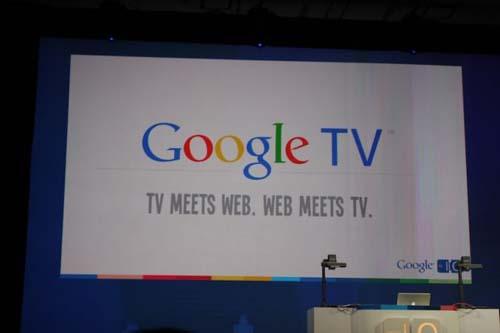 【图】可看100万个视频!GoogleTV震撼发布-频道花火图片