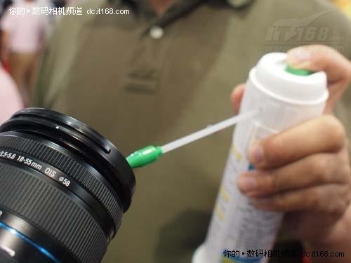 [CHINA P&E]数码产品除尘必备斑斓气吹
