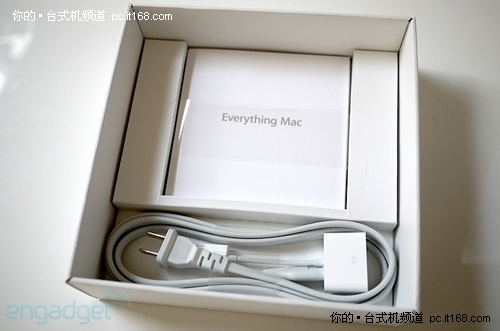 比iPhone4更惊艳 2010版Mac mini开箱照