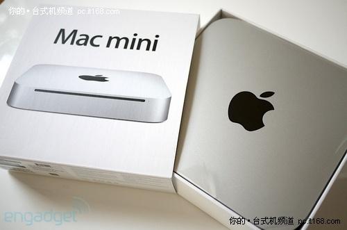 2010版Mac mini开箱照(一)