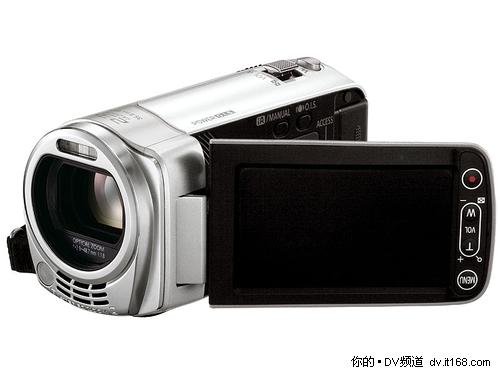 最轻的Full HD 松下发布TM35型超轻巧DV