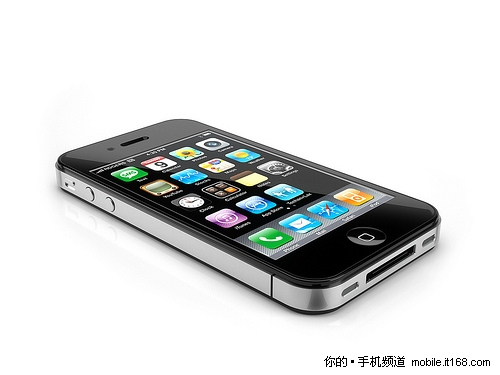 苹果 Apple iPhone 4 8GB WCDMA/GSM 3G手机(黑色)价格3666包邮