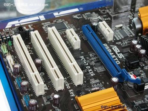 超实惠一键超频 华硕高性能主板P43热卖