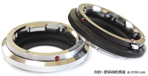 支持徕卡M镜头 三晃发布NEX5专用转接环