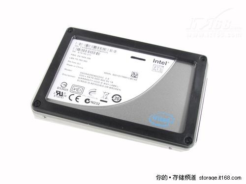 廉价但性能不错 Intel X25-V SSD评测