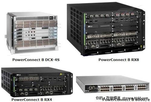Dell与博科携手统一网络共推10Gb以太网