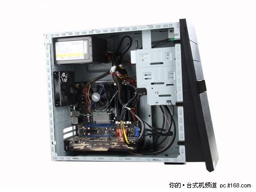 华硕cg5290主机内部一览