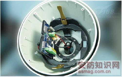 fk-oc9800-s 26倍高速球型摄像机测评