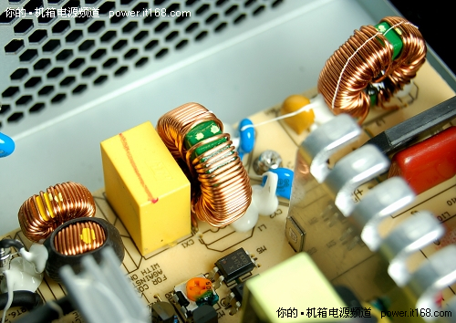 二级emi滤波电路