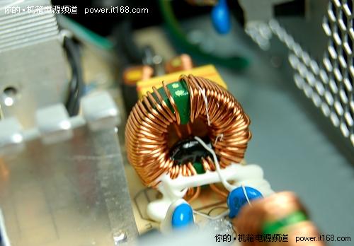 二级emi滤波电路的电感