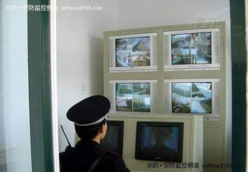 小区安防三方面:入侵报警/监控/门禁