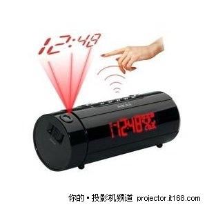别再找手机看时间啦 投影闹钟唤你起床