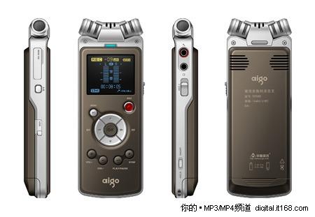 课堂装进口袋 爱国者录音笔R5589初体验