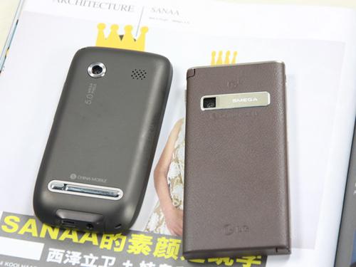 谁是TD商务新贵 LG GD888PK多普达A8188