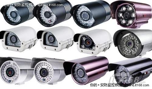 监控摄像机同质化严重 市场期待新格局