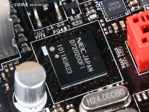 普及大提速 NEC第三代USB3.0芯片不到$2