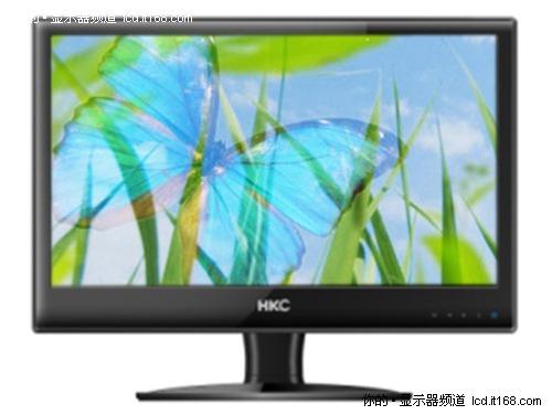 19吋LED显示器仅899元 HKC S9813BL到货