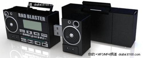 复古风尚——老式录音机mp3-没准你都没见过
