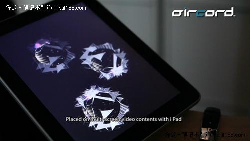 简单改装 iPad变身三维投影仪