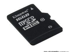 最低10M/s 金士顿闪存卡让存储不再卡