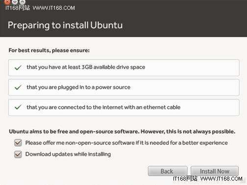 Ubuntu10.10全新安装程序 过程抢先看
