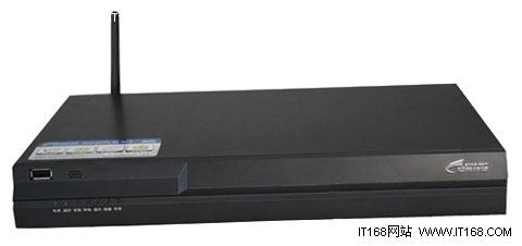 星网锐捷数字硬盘录像机SN2008G实测
