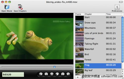 3pmovief电影网_moviechapterizer   4.0 (v57) 电影版块剪切工具