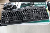 百元键鼠首选 罗技 MK200键鼠套装热销