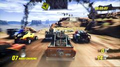 爱普生TW450赛车游戏画面实拍