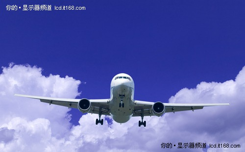 民航飞机壁纸震撼屏幕