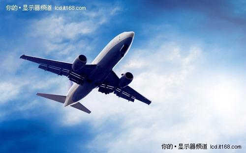 民航飞机高清震撼壁纸六
