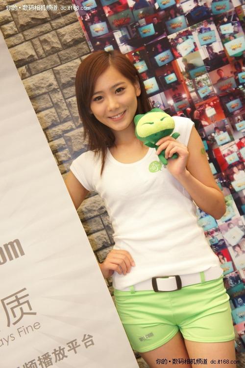 满堂春色 索尼NEX5C实拍CJ2010美女图集