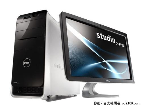 强劲性能 戴尔XPS 8100小涨现售7550元