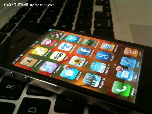 寻找苹果iPhone 4的破解方法