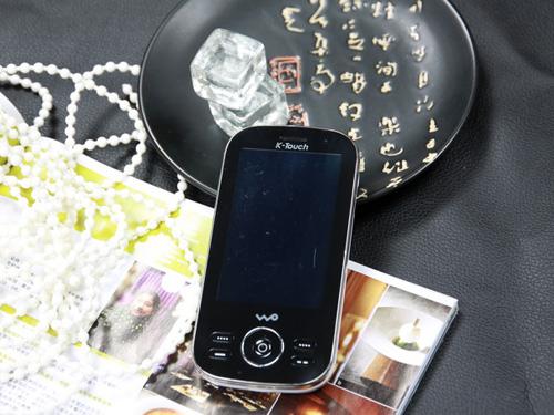 联通千元3G触控屏手机天语W366
