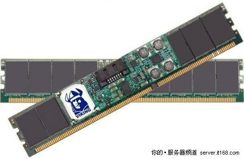 绝无仅有 伪装成内存条的SSD固态硬盘