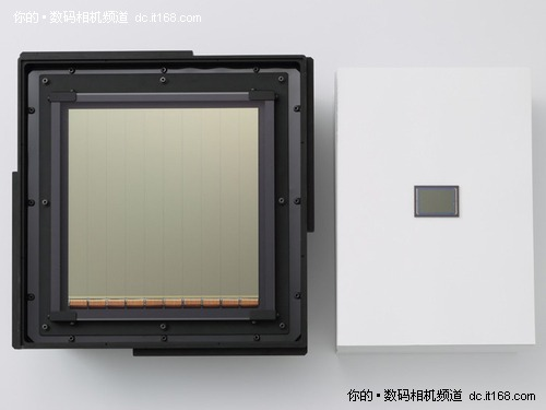 40倍全幅CMOS 佳能发布超级CMOS传感器