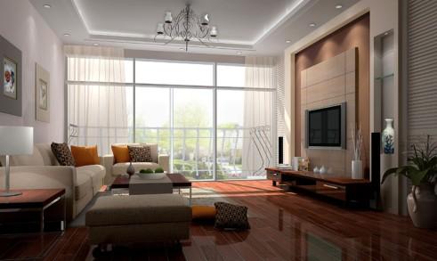 上百种设计 不同风格电视背景墙效果图