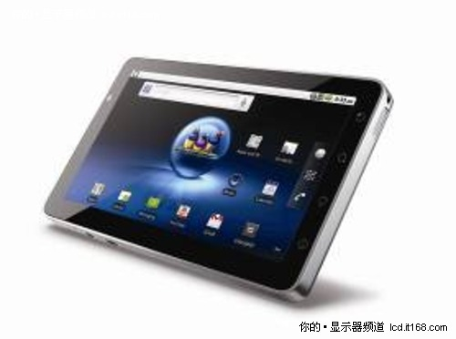 国际电子展优派发ViewPad及3D移动电视