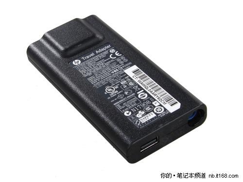hp 65w slim多功能电源适配器试用-支持usb供电 惠普