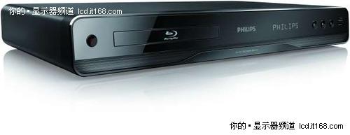 飞利浦bdp3100蓝光光盘播放器