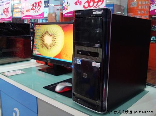 22吋液晶 清华同方S7650迎十一促销3999