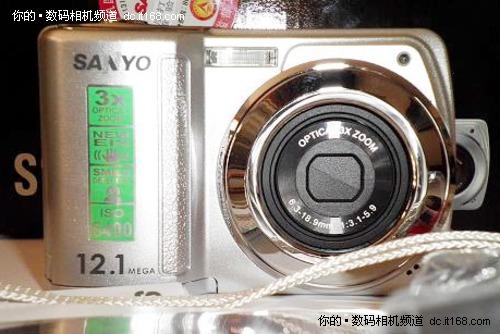 [北京]1200万像素家用机 三洋S122只460