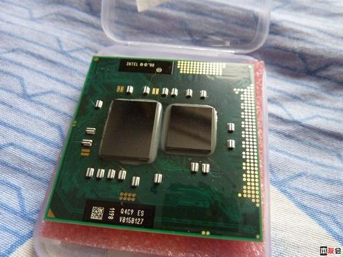 宏碁/先来看看强人购置的强芯——传说中的HM55终结者i7 640M: