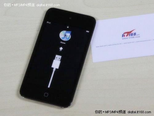 港版苹果到货京城 新ipod touch4开箱照
